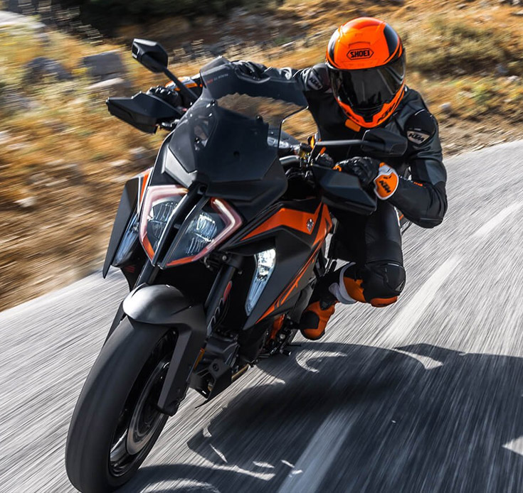 steal the style ktm